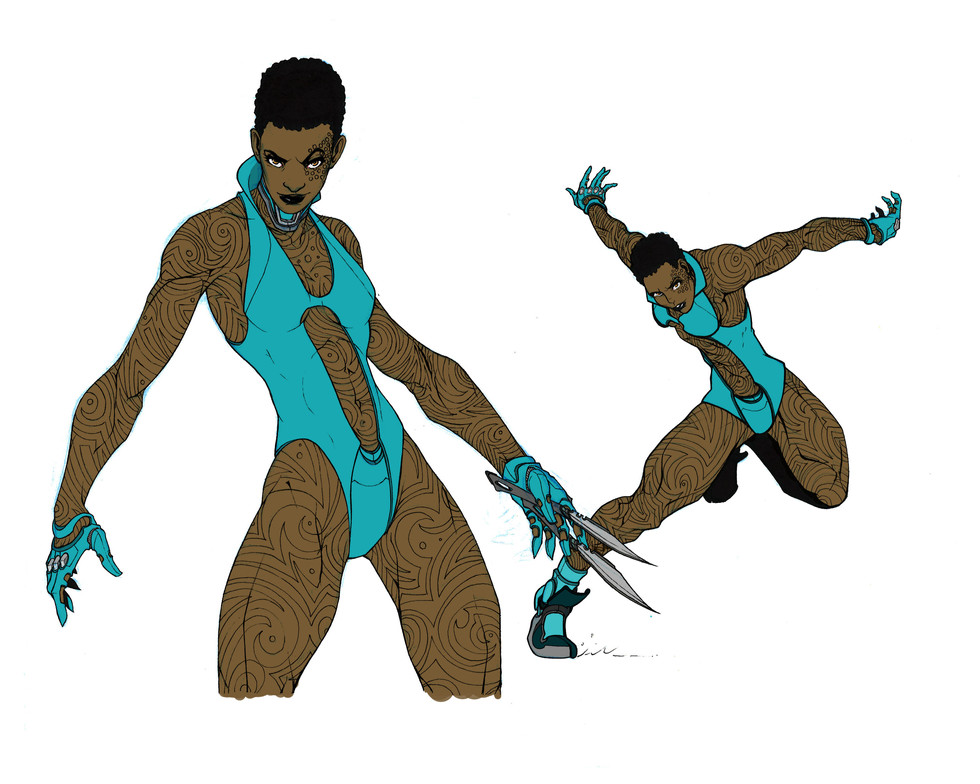 IANTHER CONCEPT DESIGN