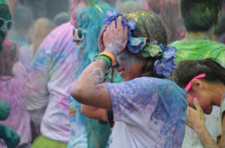 Painted Runner