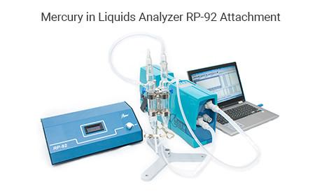 Mercury in Liquids Analyzer RP-92 Attachment for RA-915M