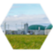 Biogas - Siloxanes Hexagon Shape.png