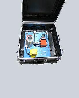 Natural Gas Sorbent Trap Sampling System