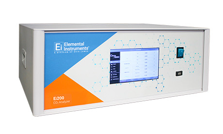 Ei200 CO2 Carbon Dioxide Tabletop Analyzer