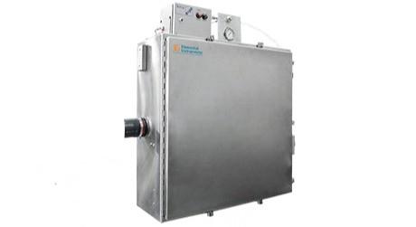 Stainless Steel Biogas Monitoring Enclosure