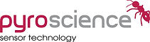 Pyroscience optical sensor technology logo