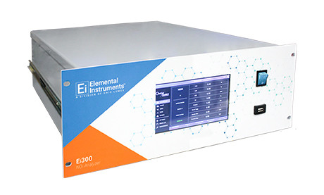 Ei300 NO2 Nitrogen Dioxide Rack Mounted Analyzer