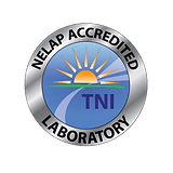 NELAP accredited laboratory icon