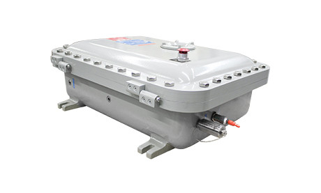 AMNG-EXP Continuous Mercury Monitor for Natural Gas Side View