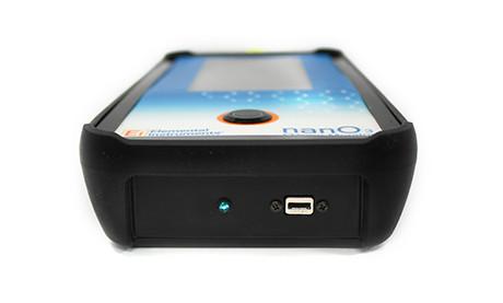 nanO3 ozone base with USB plug