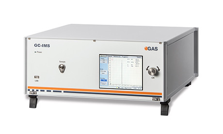 GC-IMS Gas Chromatograph and Ion Mobility Spectrometer