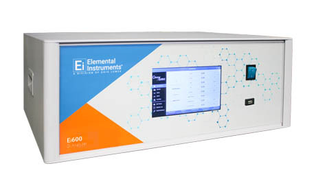Ei600 O2 Oxygen Tabletop Analyzer
