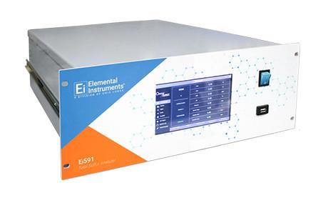 Ei591 Total Sulfur Rack Analyzer
