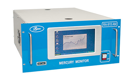 RA-915AM Continuous Mercury Monitor