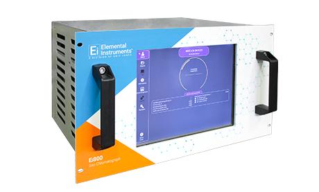 Ei800 Process Gas Chromatograph