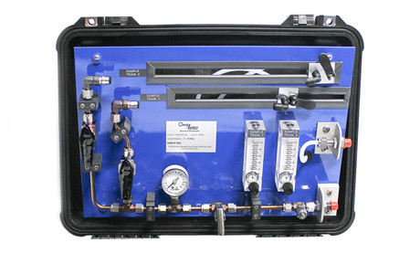 Gaseous Fuels Sorbent Trap Sampling System