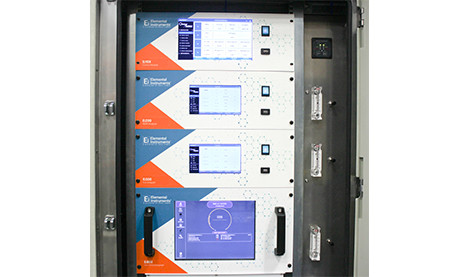Biogas Continuous Monitoring System Internal Analyzers