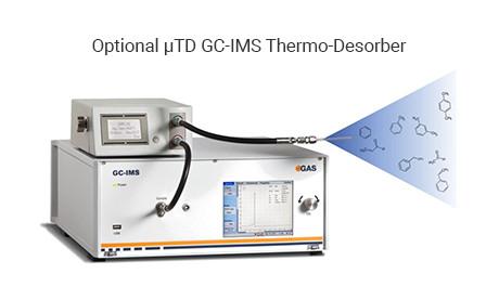 Optional GC-IMS Thermo-Desorber Unit for Volatiles