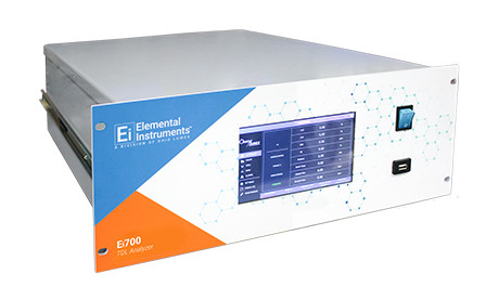 Ei700 TDL Tunable Diode Laser Rack Mounted Analyzer