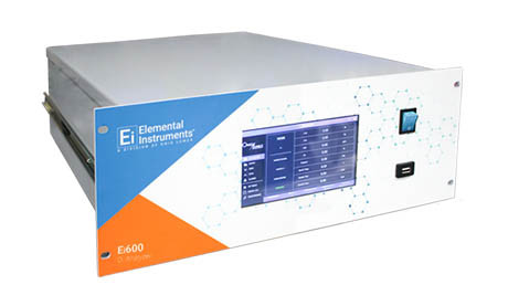 Ei600 O2 Oxygen Rack Mounted Analyzer