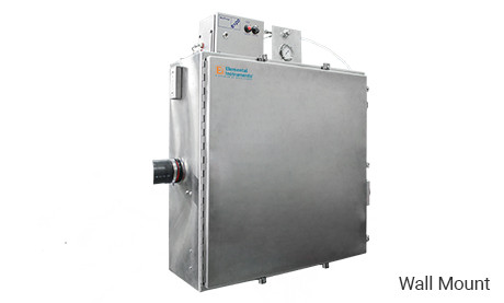 Biogas Online Continuous Monitoring System Wall Mount