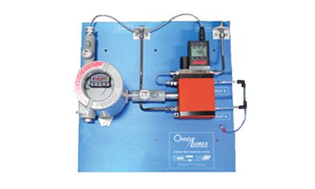 Natural Gas Sorbent Trap Sampling System Beauty Shot
