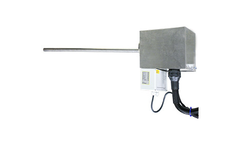 Sampling Probe for Compact Emissions Monitoring System