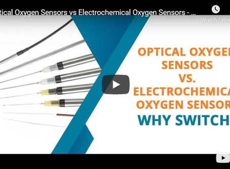 Optical vs Electrochemical Oxygen Sensors - Why switch?