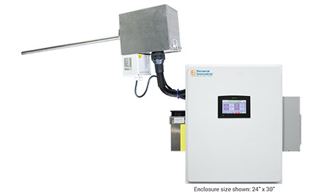 Ei3000 Compact Emissions Monitoring System with Probe