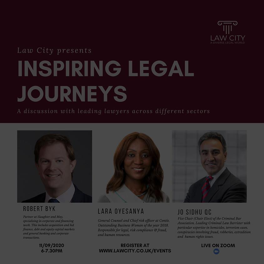 Inspiring Legal Journeys