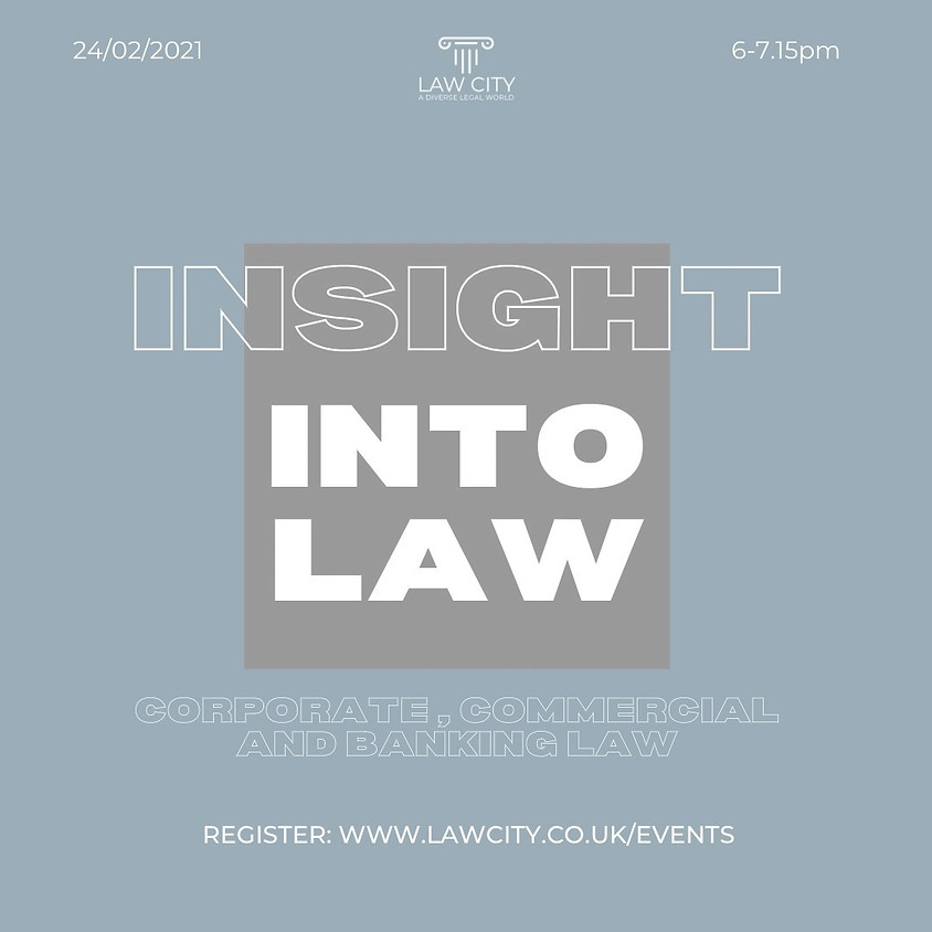 Insight into Law: Corporate, Commercial and Banking Law