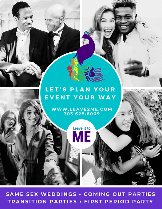 Leave It To Me - Pride Events