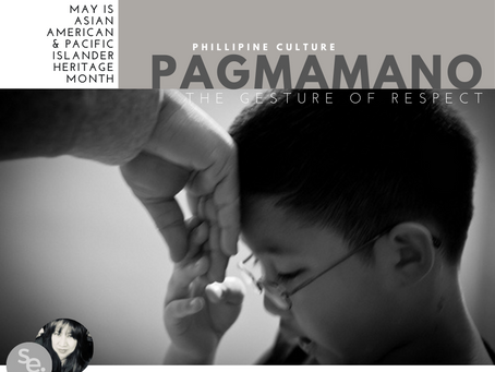 PAGMAMANO: THE GESTURE OF RESPECT