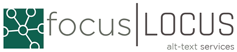 The focus LOCUS logo.