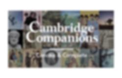Cambridge Companions Online logo