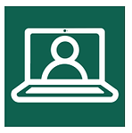 ASPIRE education webinar icon.