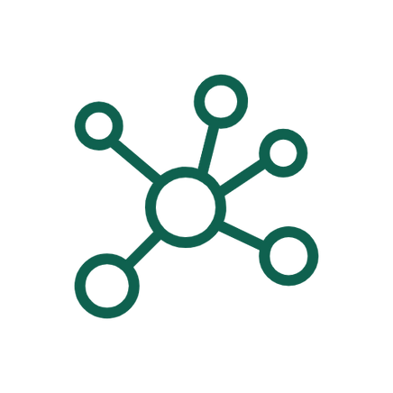 focus LOCUS network icon.