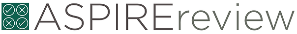 ASPIRE review logo