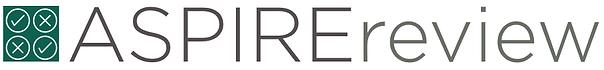 ASPIRE review logo