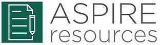 ASPIRE resources logo.