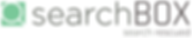 searchBOX logo. Contacts database for sourcing accessible publisher content.