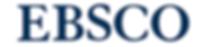 EBSCO logo.