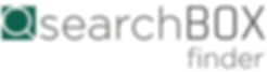 searchBOX finder logo