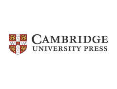 Cambridge University Press logo, linking to their lunchBOX interview.