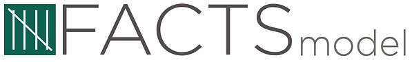 The FACTS model logo.