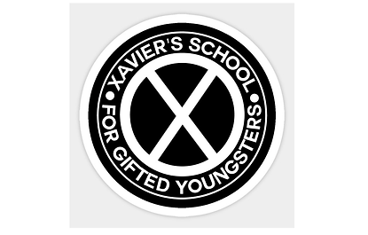 Xavier's School for Gifted Youngsters logo.