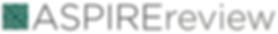 ASPIRE review logo.