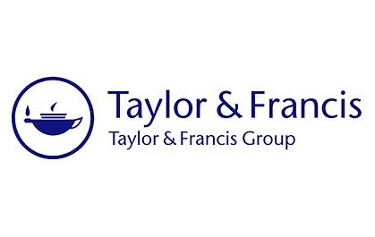 Taylor & Francis - UK logo