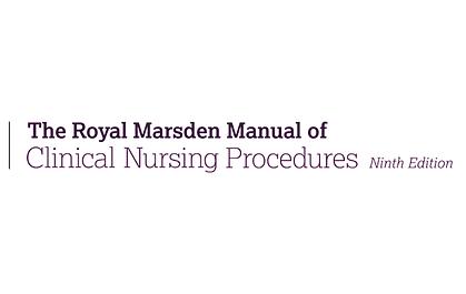 Royal Marsden Manual logo