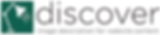The Discover logo.
