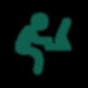 User icon.