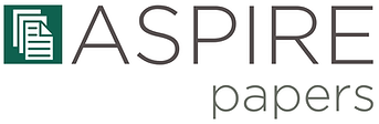 The ASPIRE papers logo.